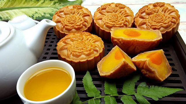 Các loại bánh Trung thu phổ biến