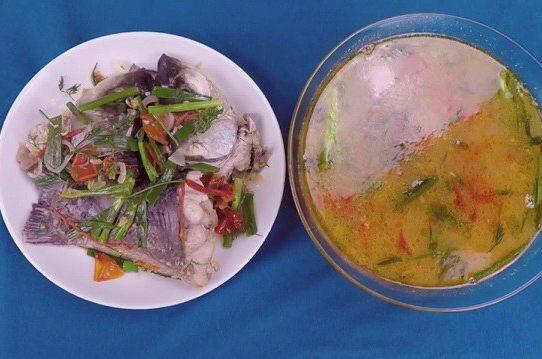 Cách nấu Riêu cá