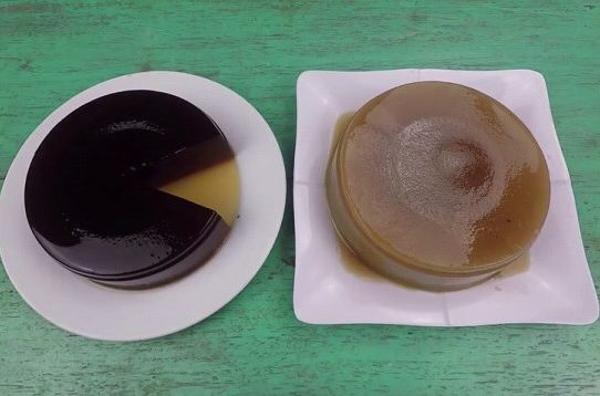 Thạch rau câu cà phê