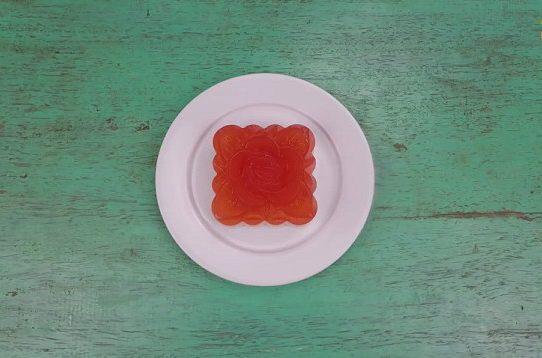 Bánh trung thu rau câu vị dưa hấu sữa dừa