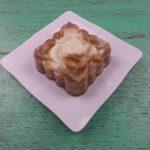 Bánh trung thu rau câu vị cacao sữa