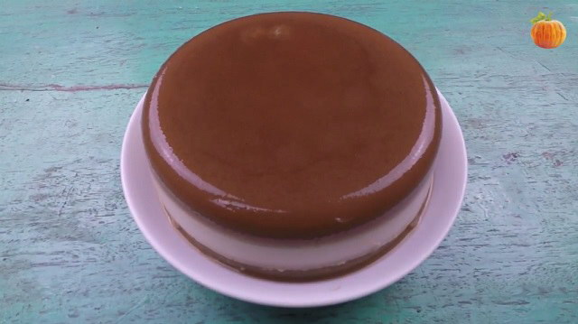 Thạch rau câu cà phê cốt dừa