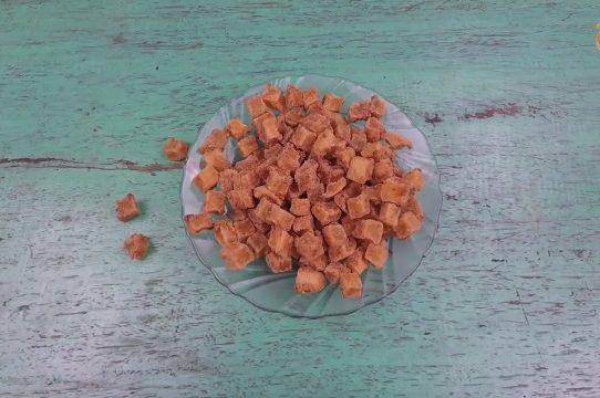 Mứt củ đậu cacao
