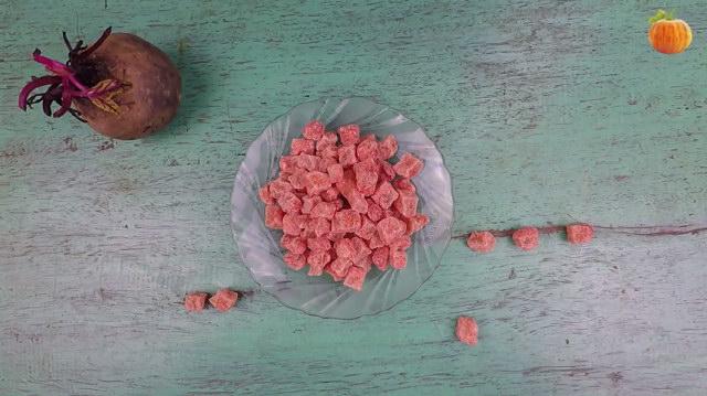 Mứt của đậu màu dền
