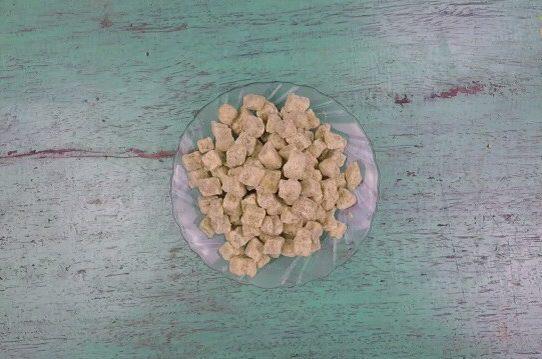 Mứt củ đậu trà xanh