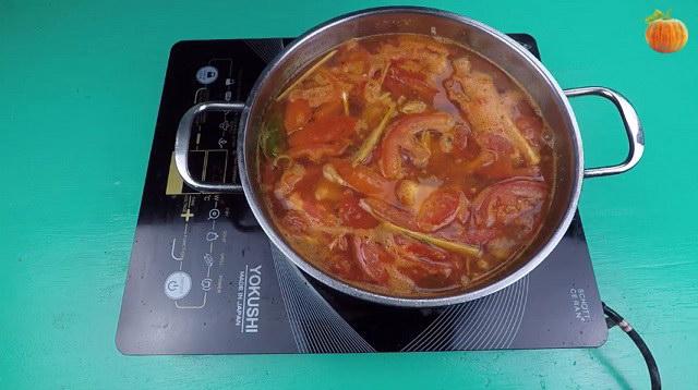 Cách nấu nước lẩu Thái