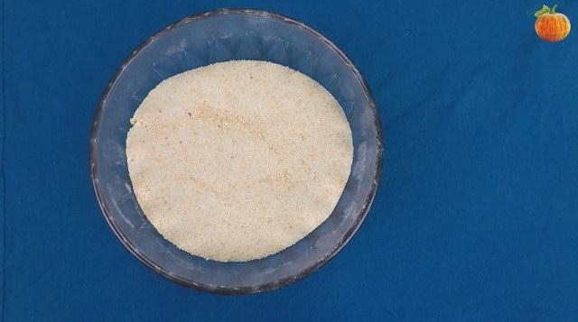 Cách làm muối rang cho các món rang muối