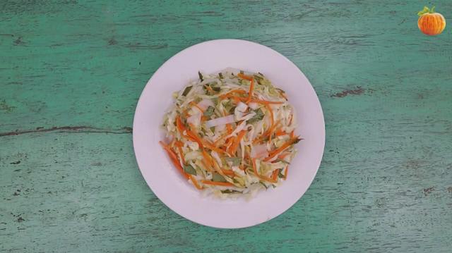 Cách muối dưa bắp cải