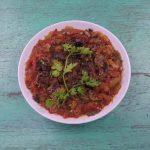 Thịt viên rán sốt cà chua