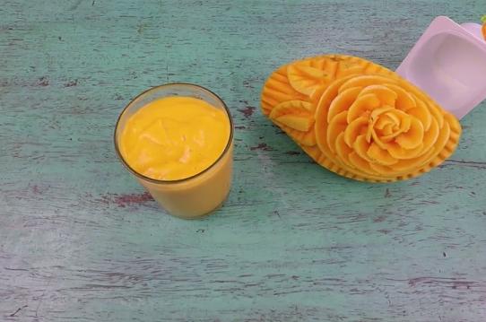 Sinh tố xoài - sữa chua