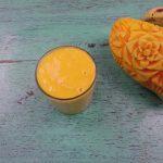Sinh tố chuối – xoài – sữa tươi