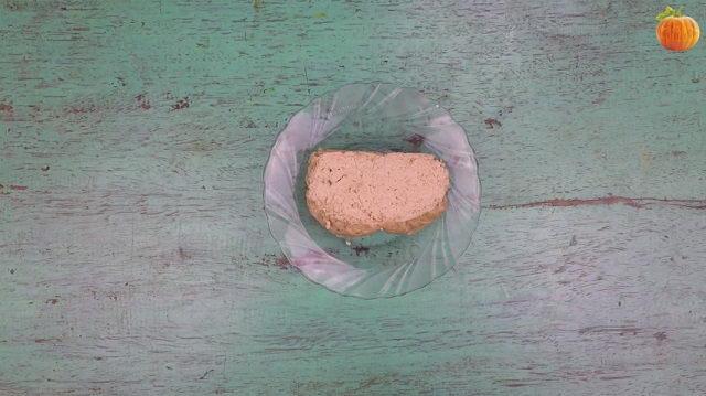 Cách làm giò chay từ váng đậu