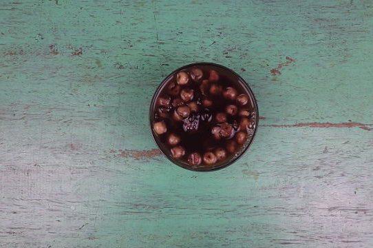 Chè hạt sen đỗ đen